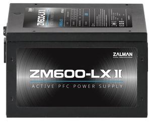 Блок питания Zalman ZM600-LX II 600 Вт