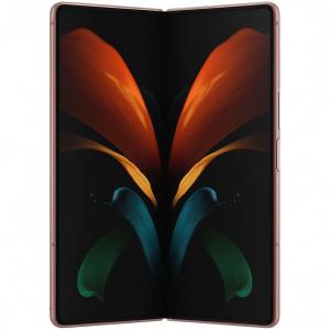 Смартфон Samsung Galaxy Z Fold 2 256 Гб бронзовый