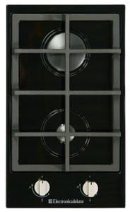 Газовая варочная панель Electronicsdeluxe TG2 400215F -007 черный
