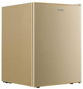 Холодильник TESLER RC-73 золотой