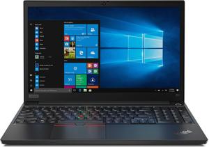 Ноутбук Lenovo ThinkPad E15-IML T (20RD0034RT) черный