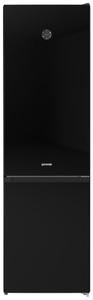 Холодильник Gorenje NRK6201SYBK черный