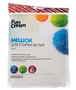 Мешок для стирки белья Миди до 3 кг Fun Clean