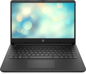 Ультрабук HP 14s-dq2010ur (2X1P6EA) черный
