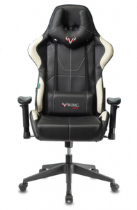 Кресло игровое Zombie VIKING 5 AERO черный