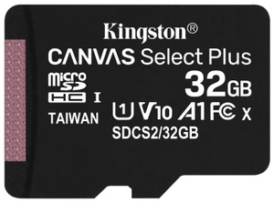 Карта памяти Kingston SDCS2/32GBSP 32 Гб