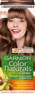 Краска для волос Color Naturals 6.25 Шоколад Garnier