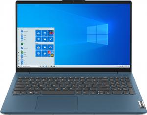 Ноутбук Lenovo IdeaPad 5 15ARE05 (81YQ0018RK) синий