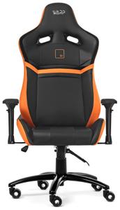 Кресло игровое WARP Gr оранжевый