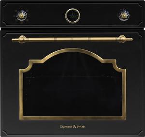 Электрический духовой шкаф независимый  Zigmund & Shtain  EN 130.922 A, нет крутилок