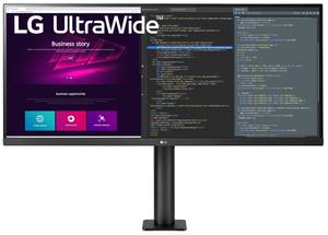 """Монитор LG UltraWide [34WN780-B] 34"""" черный"""