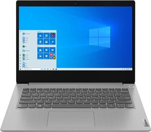 Ноутбук Lenovo IdeaPad 3 14ITL05 (81X7007QRU) серебристый