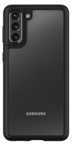 Чехол - накладка Spigen Ultra Hybrid, black - Galaxy S21+