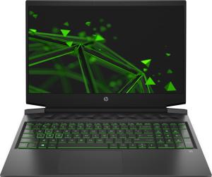 Ноутбук игровой HP Pavilion Gaming 16-a0038ur (2X0P6EA) черный