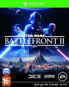 Игра на XBox One Star Wars: Battlefront II [Xbox One, русские субтитры]