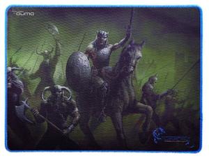 Коврик для мыши Qumo Dead Army [20970]