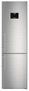 Холодильник Liebherr CBNies 4878 серебристый