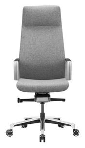 Кресло для руководителя Бюрократ JONS серый