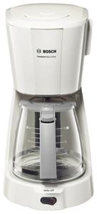 Кофеварка капельная Bosch TKA3A031 белый