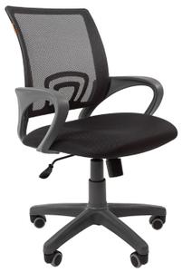Кресло офисное Chairman 696 TW-04 серый