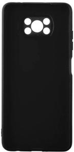 Чехол накладка Alwio для POCO X3 черный