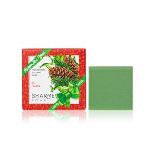 Натуральное твёрдое мыло ручной работы пихта SHARME SOAP