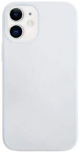 Чехол защитный «vlp» Silicone Сase для iPhone 12 mini, белый