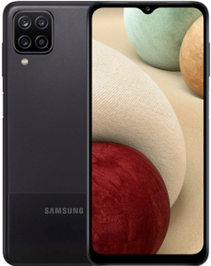 Смартфон Samsung Galaxy A12 32 Гб черный