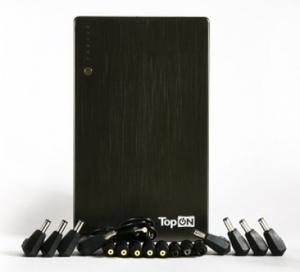 """Внешний аккумулятор, универсальная батарея TopOn TOP-UB01 для ноутбуков и цифровых устройств 9900 мАч"""", нетоварный вид"""