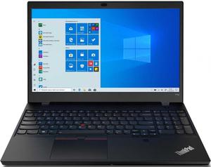 Ноутбук Lenovo ThinkPad P15v (20TQ004XRT) черный