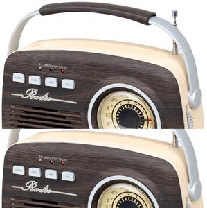 Радиоприемник Telefunken TF-1692UB коричневый