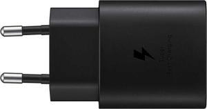 Сетевое ЗУ Samsung EP-TA800 (EP-TA800NBEGRU) черный