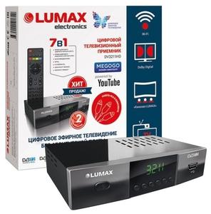 Цифровой TV-тюнер Lumax DV3211HD