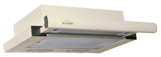 Вытяжка ELIKOR Интегра 45П-400-В2Л бежевый
