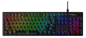Клавиатура проводная HyperX Alloy Origins черный