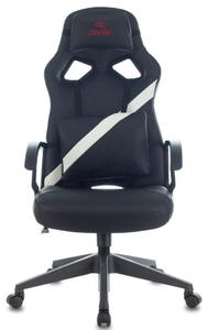 Кресло игровое Бюрократ Zombie DRIVER белый