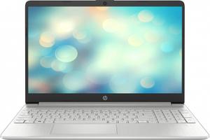 Ноутбук HP 15s-fq3021ur (3T795EA) серебристый