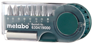 Набор оснастки Metabo 630419000