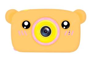 Lemon Tree / Детская цифровая камера в форме медведя желтый