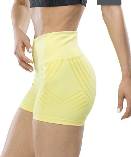 Женские шорты Sculptline FA-WS-0101-YLW, желтый