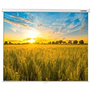 Экран Lumien Eco Picture < LEP-100103 > (200x200см, Matte White)