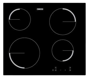 Электрическая варочная поверхность Zanussi ZEV56240FA черный