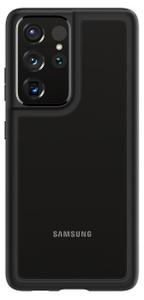 Чехол - накладка Spigen Ultra Hybrid, black - Galaxy S21 Ultra