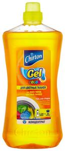Гель-концентрат для стирки цветных тканей 1940мл Chirton