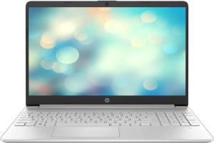 Ноутбук HP 15s-fq2010ur (2X1R5EA) серебристый