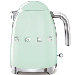 Чайник электрический SMEG KLF03PGEU мятный