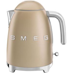 Чайник электрический SMEG KLF03CHMEU шампань
