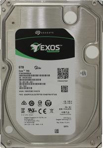 Жесткий диск Seagate [ST6000NM002A] Exos 6 Тб