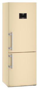 Холодильник Liebherr CBNbe 5778 бежевый