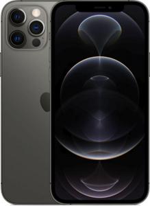 Смартфон Apple iPhone 12 Pro MGMK3RU/A 128 Гб черный